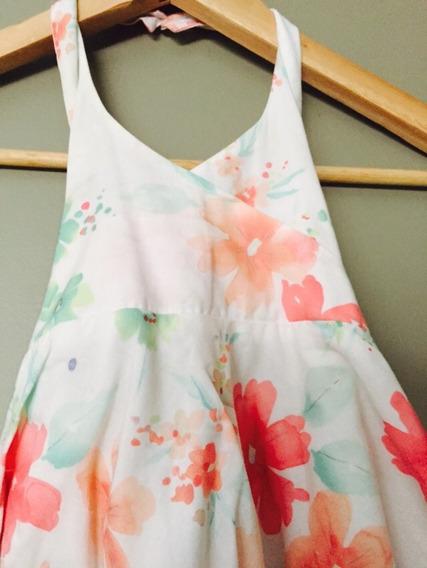 Vestido Importado Nena 1 / 2 Años -diseño Y Material Divinos