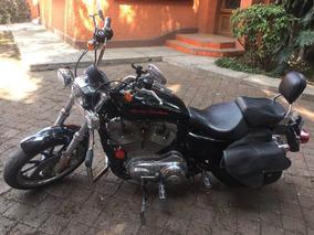 Harley Davidson Sportster Super Low 2013