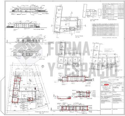 Planos Municipales,permiso Obra, Aviso, Ajustes Ley Fachada