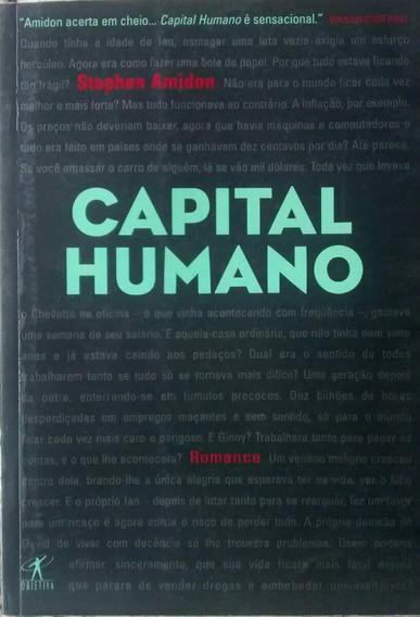 Capital Humano / Stephen Amidon