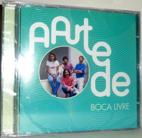 Cd Boca Livre - A Arte De Boca Livre - Promoção Apenas 1 Un.