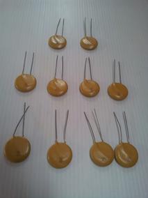 Varistor -siov-k20mm-130 Volts-axial-10 Peças