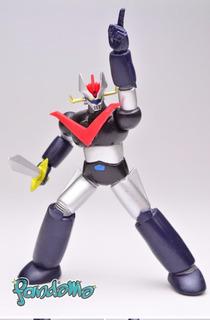 Gashapon Great Mazinger Z Capsule Super Figure Thunder Break