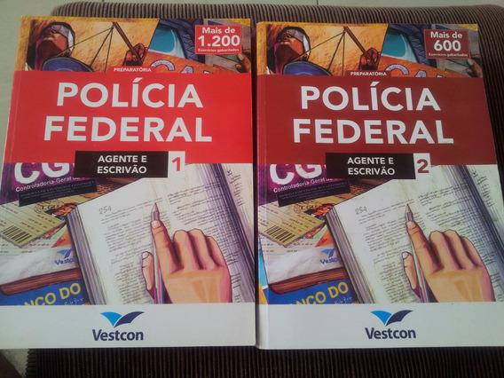 Apostila Vestcon Para Agente E Escrivão Da Polícia Federal