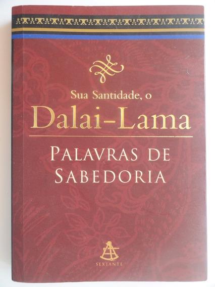 Palavras De Sabedoria Dalai Lama - Mensagens Meditação