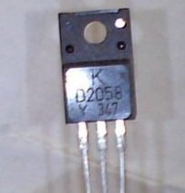 2sd2058 Original Pcte Com 10 Unid