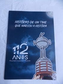 História Em Quadrinhos Bi Campeonato Da Libertadores Grêmio