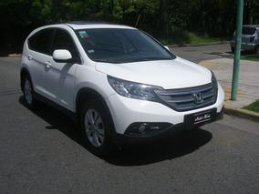 Honda Crv Exl Aut 4x4 2012 *anticipo 390000$ Mas Cuotas*