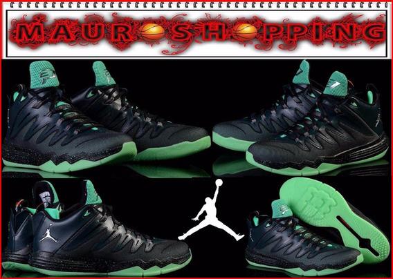 Tenis Jordan Cp3 Basketball Baloncesto Botas Nike Lebron Nba