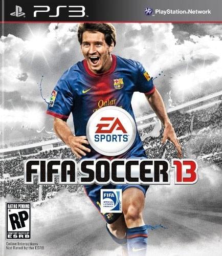 Jogo Fifa 13 Playstation 3 Ps3 Mídia Física Português Origin