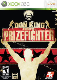 Don King Presents Prize Fighter Prizefighter - Xbox 360 X360