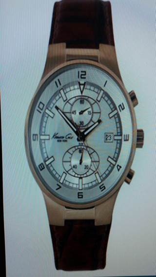 Reloj Kenneth Cole Kc1345