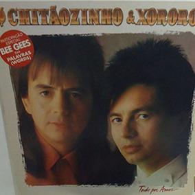 Chitãozinho & Xororó 1993 Tudo Por Amor Lp Bee Gees