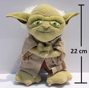Mestre Yoda Star Wars Boneco Pelúcia 22 Cm Pronta Entrega