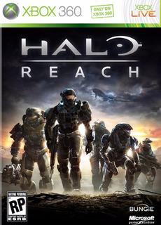 Halo Reach Xbox 360 + Envio Gratis