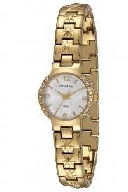 Relógio Mondaine Dourado Feminino 94599lpmt