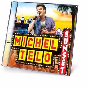 Cd Michel Teló Sunset Lacrado Original- Som Livre