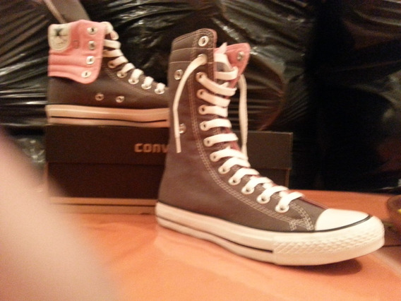 Zapatillas Bota Converse All Star Ct Knee Hi Xhi Lona China