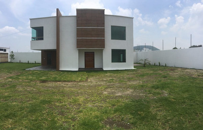 Casa Nueva En Cacalomacan