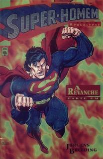 Hq Super-homem Versus Apocalypse A Revanche 3 Partes