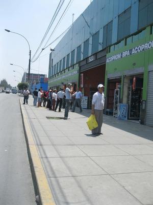 Vendo Local En Centro Comercial Acoprom Malvinas