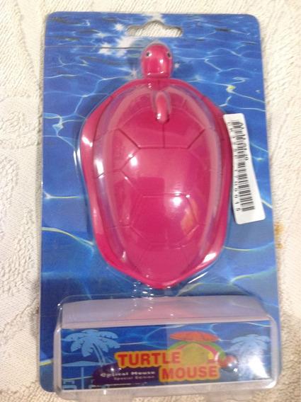 Mouse Óptico Tartaruga - Divertido Presente Para Crianças !