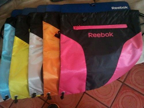 Reebok Rucksack (bolso De Espalda) 100% Originales
