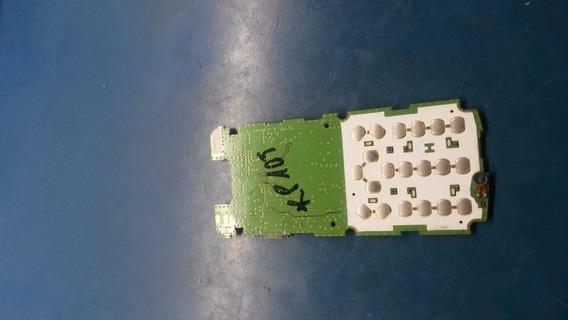Placa Principal Lg Kp 105 Defeito P/ Retirada De Peças