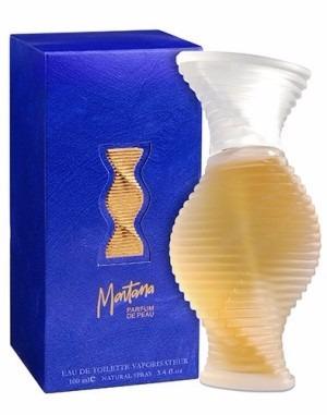 Perfume Parfum De Peau Montana For Women Edt 100ml Original