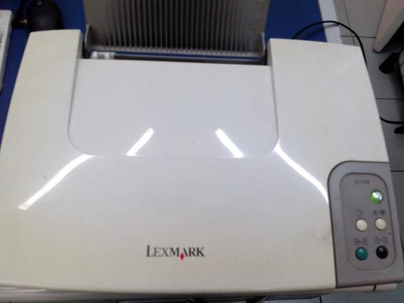 Impressora Lexmark X1250 C/ Defeito P/ Usar Peças No Estado!