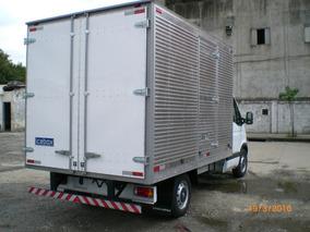 Baú Carga Seca Icebox P/ Renault Master, Não Hr, Bongo, Ivec