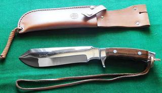 Cuchillo Mundial Versión Puma White Hunter Se Hacen Envios
