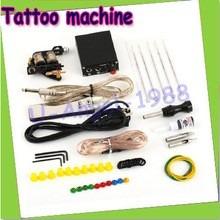 Kit Completo Tatoo Tatuagem Maquina Duas Bobina Envio Grátis
