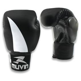 Luva De Boxe Bolt Bx Muvin Lvb-200 - Cor Preto/cinza