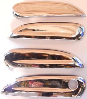Cubre Manijas Cromadas P/ Onix / Spin / Cobalt / Prisma
