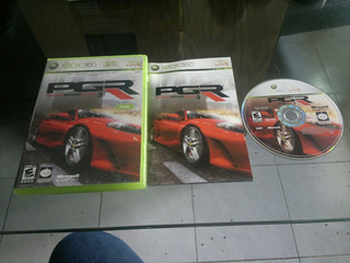 Project Gotham Racing 3 Completo Xbox 360,excelente Titulo