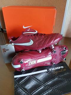 Tacos Nike Futbol De Coleccion Legend Ill Num Mex 9