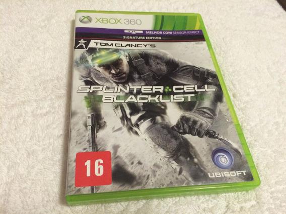 Splinter Cell Blacklist Signature Edition