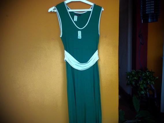 Vestido Casual Para Damas Brasilero En Franela
