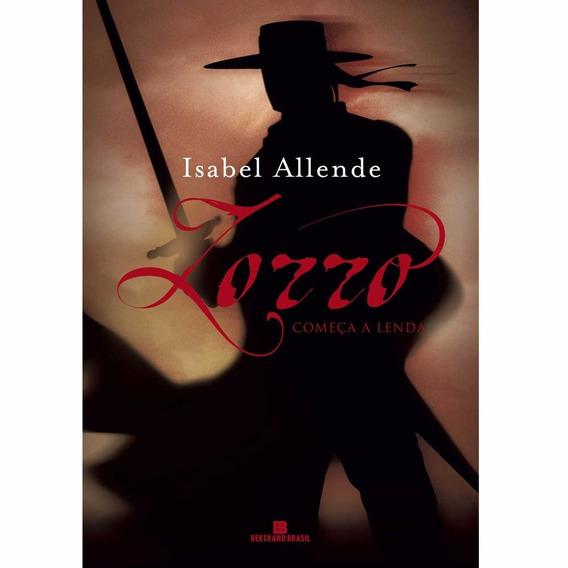 Livro De Isabel Allende_zorro
