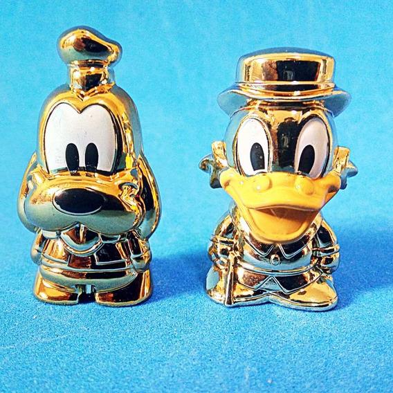 2 Gogos Dourados Disney Panini 2º Série - Pateta + Patinhas