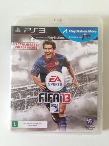 Game Ps3 - Fifa Soccer 13