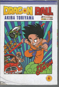 Dragon Ball 06 C/dano - Panini 6 - Bonellihq Cx70 K17