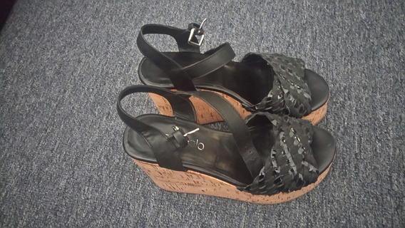 Sandalias Paruolo Negras N38
