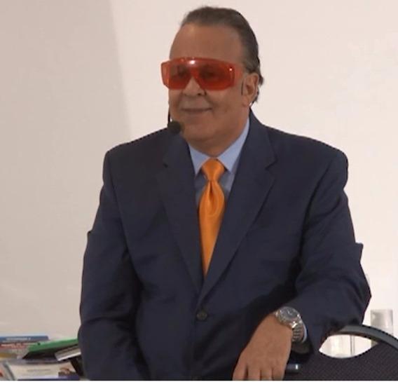 Óculos Laranja Escuridão Total - Lair Ribeiro Frete Grátis