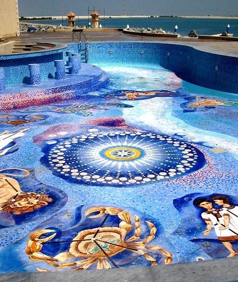 Mosaicos Piscinas Guayaquil