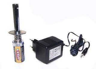 Aquecedor De Vela Hsp 1800ah 1.2v Carregador 110/220 Bivolt
