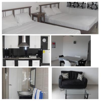 Apartamento Con Maravillosa Vista Al Mar Cod502