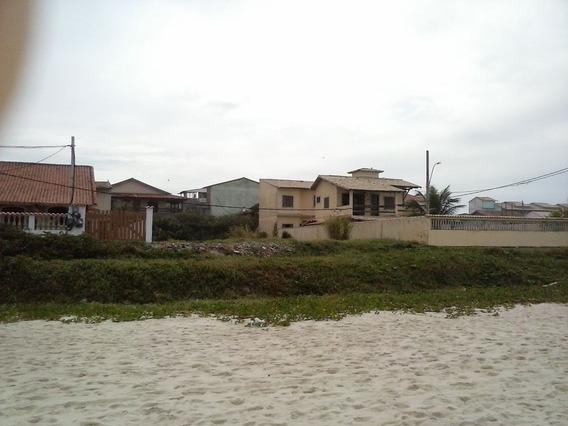 Terreno Na Barra De Maricá De Frente Para O Mar