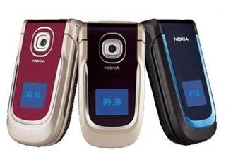 Celular Nokia 2760 Desbloqueado- Ja No Brasil